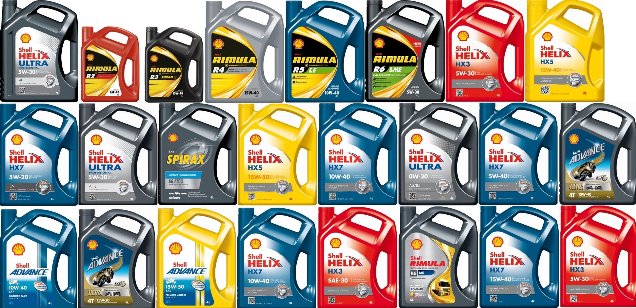 More SHELL lubricants added to the stock at Cannock site. Thumbnail